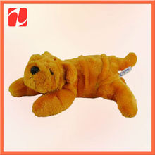 2015 en popüler doldurulmuş köpek doldurulmuş köpek ICTI fabrika