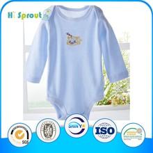 suave ropa del bebé bebé mameluco para la venta