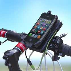 Bicycle multi-functional mobile scaffold bike mount holder phone 6S samsung case