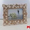 2015 Beautiful aluminum mini metal photo frame for decoration promotional items