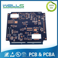 coffee machine circuit board/94v0 pcb board with rohs/electronic pcb assembly