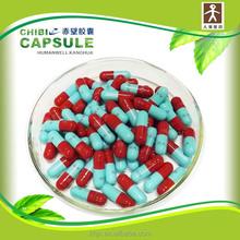 Health care products halal empty hard gelatin capsules