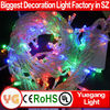 CE ROSH certification falling snow light for christmas decoration waterproof