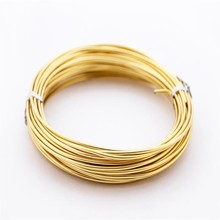 Artistic Aluminum Wire/Colored aluminum wire (Factory)