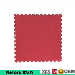 Melors Martial Arts Equipment Eva Foam Gym MAT custom Fitness & Body Building EVA Judo Mat \Taekwondo Mat