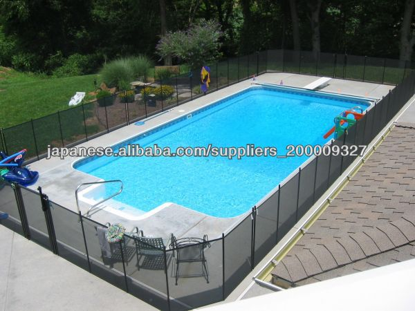 Folding Swimming Pool Fence Low Price Temporary Pool Fence Safety Powder Steel Buy Folding