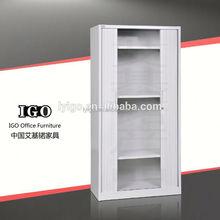 Made in China IGO-011 Hot Sale Lockable steel sliding roller door filing cabinet manufacturers