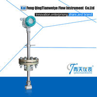 liquid flow metering gauge