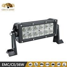 Newest Design Top Quality 36W Offroad LED Light Bar KR9027-36 with Lowest Price