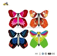 magic paper flying butterfly/