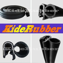 Gold supplier factory customized Rubber Seal Weather Strip for Automotice and Car