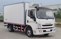 IVECO yuejin 5ton refrigerated freeze truck