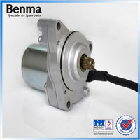 super quality with 12V C100 starter motor for motorcycle