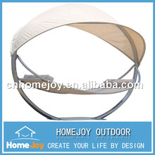 Professional factory offer hanging hammock chair, steel hammock stand with canopy