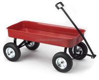 kids metal wagons push&pull toys