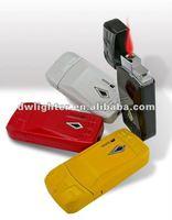 Car shape windproof lighter with light