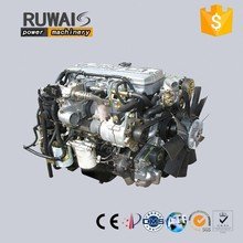 Chinese Diesel Engines 40hp-300hp with clutch belt pulley and PTO