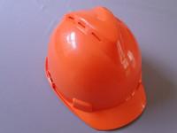 safety helmet with visor chin cap V model by CE en 397