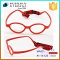 2015 nuevos de moda China OEM para niños tr90 marcos de las lentes