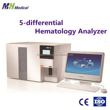 Reagent open System 5-diff fully auto hematology analyzer