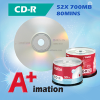 Blank CD DVD Imation brand buying from taiwan
