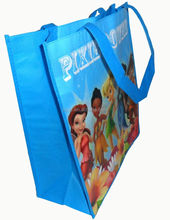 New Arrival laminated photo print shopping bag