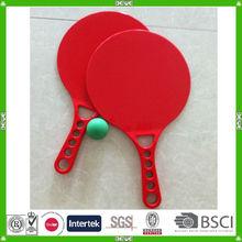 best price plastic beach tennis racket wholesale