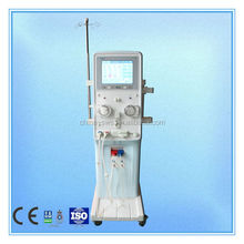 CE approved double pump on-line HF and on-line HDF maquina de hemodialisis made in China