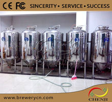 all grain brewing equipment,50l-6000l Jacketed Beer Fermentation Tanks for sale