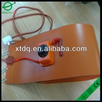 240V Universal Electric Silicone Pad Heater