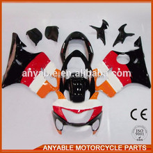 High quality cheap custom for HONDA 04-07 cbr600rr fairings for scooter