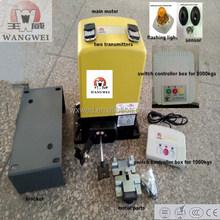 Wangwei AC heavy duty automatic sliding gate motor