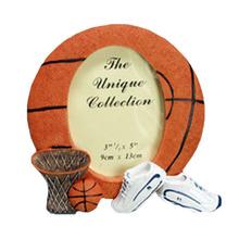 Basketball Design Handmade Photo Frame
