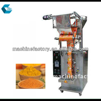 Vertical chilli powder filling packing machine