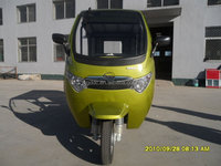 2015 new model electric tuk tuk,electric rickshaw for passenger with EEC COC PAPER