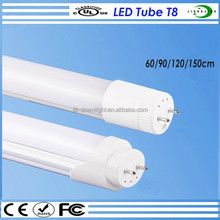 t8 1200mm for supper market/warehouse/living room double side led tube 18w