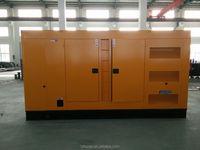 75KW(93.75KVA) Deutz silent diesel generator used