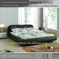 Excellent quality hot-sale king size white soft bed