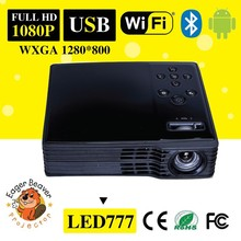 lowest price andriod led projector 1080P high resolution & led lamp home theatre