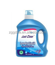 High concentrated laundry detergent /soft laundry detergent