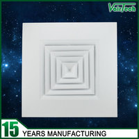 air conditioning vent deflector diffuser ceiling register