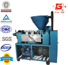 Faster filtering corn germ oil extraction machine