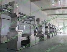 HIGH CAPACITY CLOTH WASTE/YARN WASTE/DENIM WASTE RECYCLING MACHINE NSX-FS500