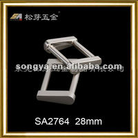 Song A Metal slap-up Customized New arrival belt buckle metal round ring 28mm