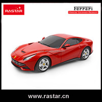 RASTAR authorized Ferrari 1:24 radio control toys car for 2015 kids toy