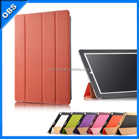 Elegant diamond argyle design ipa 2 case for pu leather with stander ,sleep function(OBS-M6041)