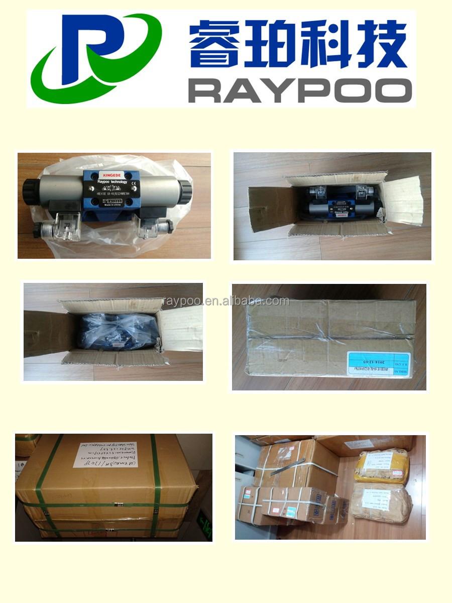 rexroth hydraulic proportional l valve flow control valve