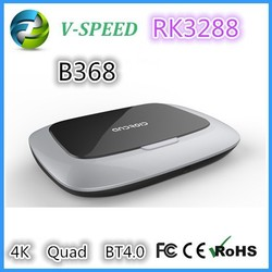 VS368 ANDroid TV box wifi media share RK3288 smart tv box