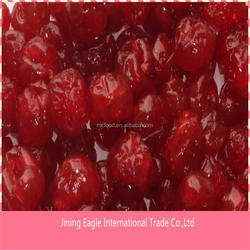 2015 New Crop Dried Cherry Pits Dried Fruits Preserved Cherries