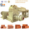 EV60A Small clay automatic red brick plant solid brick making machine in South africa